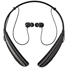 LG Tone Pro Wireless Stereo Headset, Retail Packaging, Black