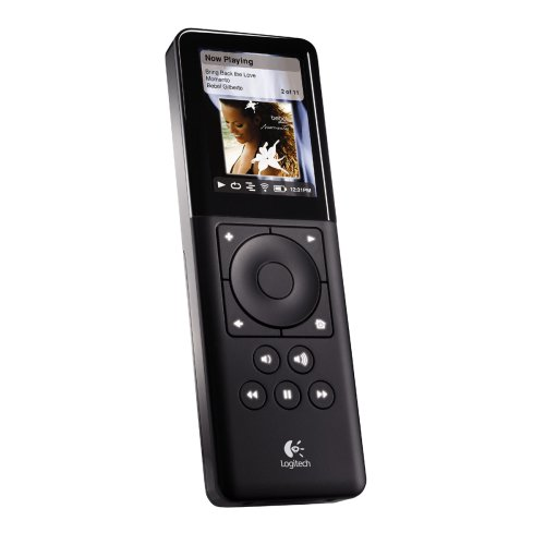 Logitech Squeezebox Duet Network Music System (Discontinued by Manufacturer)