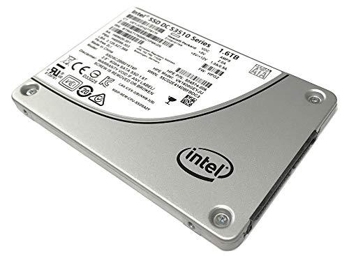 Intel Mac Laptops - Intel DC S3510 Series 1.6TB 2.5-inch 7mm SATA III MLC (6.0Gb/s) Internal Solid State Drive (SSD) SSDSC2BB016T6P / (HP Model VK1600GEYJU / 804574-006) - New OEM w/ 5 Years Warranty