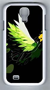 Beautiful Designs PC Hard Case Cover For Samsung Galaxy S4 SIV I9500 Case and Cover White