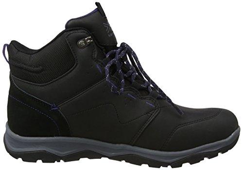 Femme Weathertite Chaussures Harris Randonnée Mid Karrimor Black Hautes de Marron Ladies 8twg8qU