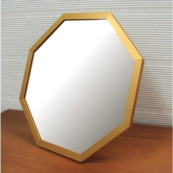 ★ヤマムラミラー 八角卓上鏡 G-4 [cosme]