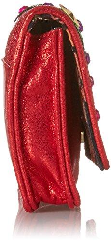 Irregular Choice Nicely Festive Bag - Red Finishline Venta En Línea Venta A Estrenar Unisex Mejor Lugar De Venta En Línea Compra Barato a05Md