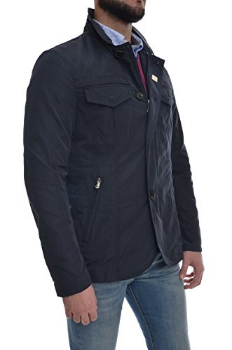 Hollywood Da Jacket Field Peuterey Blu Uomo qEzw7