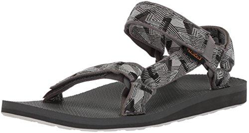 Mens Teva M Originale Universale Dello Sport Sandalo Moxie Grigio