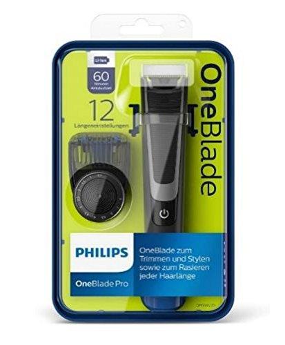 Philips OneBlade Pro QP6510 20 - Recortador de barba 82e13f9e6e90