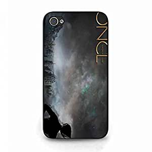 Once Upon A Time Hard Plastic Black Cover, Once Upon A Time iPhone 4/iPhone 4S, Once Upon A Time Phone Funda