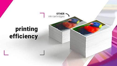 T1282 Printing Saver Pack de 5 Cian Cartuchos de Tinta compatibles ...