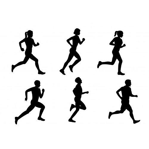 /pezzi /Runner silhouette set/ Patchwork Cutters/ /Runner/