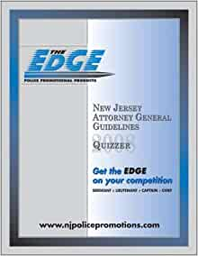 New Jersey Attorney General Guidlines Quizzer: The Edge ...
