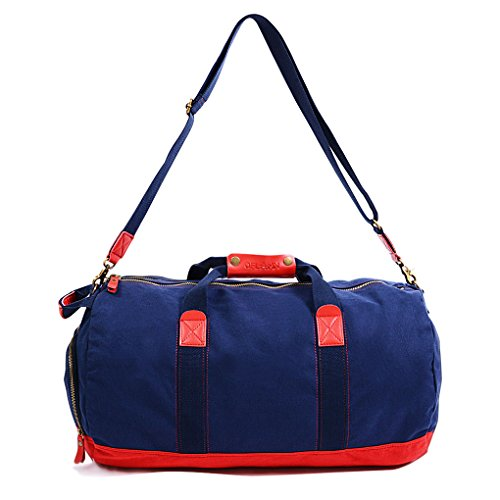 OFLAMN Upgraded Travel Duffle Compartment