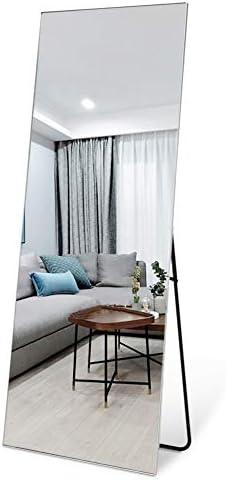 Leafmirror Floor Full Length Mirror Standing Full Body Dressing Mirrors