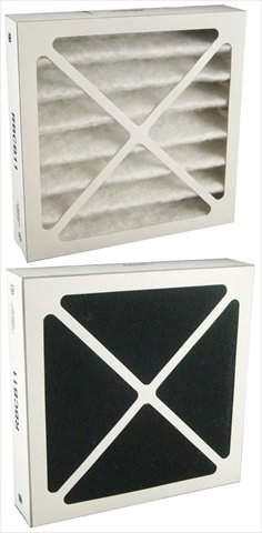Kenmore RBCB11-RKE Sears, Electrete Air Cleaner Dual Filter Cartridge