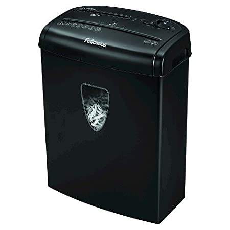 Fellowes Powershred 8 Sheet Cross Cut Shredder