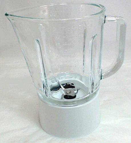 kitchen aid blender glass - 9