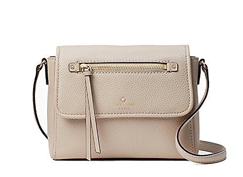 Kate Spade New York Cobble Hill Mini Toddy Handbag (Tusk)