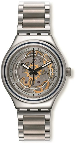 SWATCH watch IRONY AUTOMATIC UNCLE CHARLY YAS112G