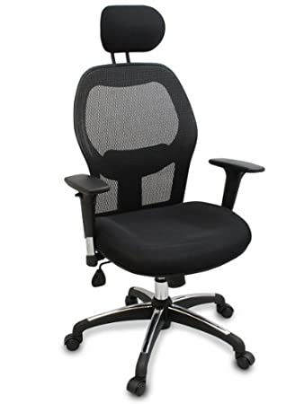 Amazoncom Walker Fully Adjustable Mesh Office Computer Chair