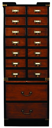 Ben&Jonah Park Avenue Collection Collector's Cabinet II, Drawers ()