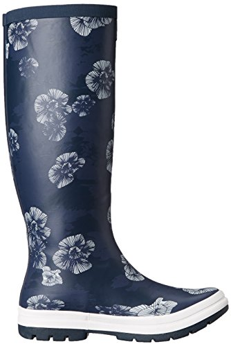 Helly Hansen Womens Veierland 2 Graphic Rain Boot Navy / Evening Blue / Off White wqTRw