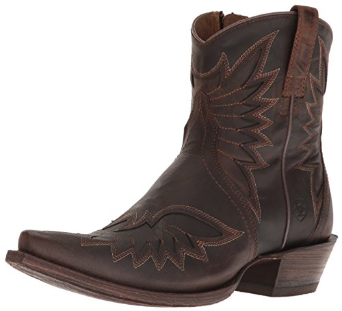 Brown Ariat Women's Boot Cowboy Weathered Western Santos zxv6qwFY