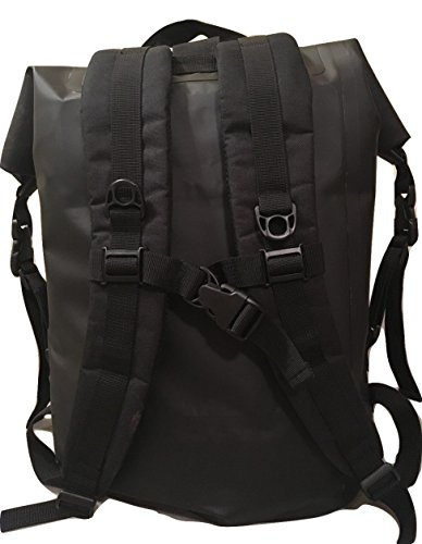 Bovida Gear Rolltop Backpack – 100% Waterproof Dry Bag with Laptop Sleeve b43dda9e2f141