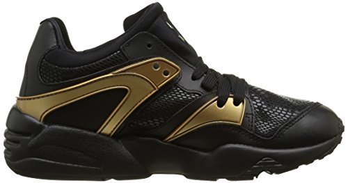 Sneakers Womens Black PUMA Gold Blaze q8vwpTPCn