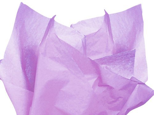 ShipGuard Premium Quality Gift Wrap Paper for Gift Wrapping Paper Crafts, Packing, DIY Crafts and More. | Lavender Pastel Purple | 15