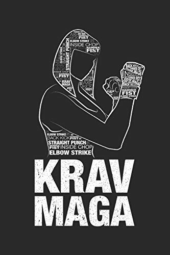 Woman Krav Maga: Journal, Notebook por N. K. D.