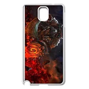 Samsung Galaxy Note 3 Cell Phone Case White Defense Of The Ancients Dota 2 EARTHSHAKER Uurwe
