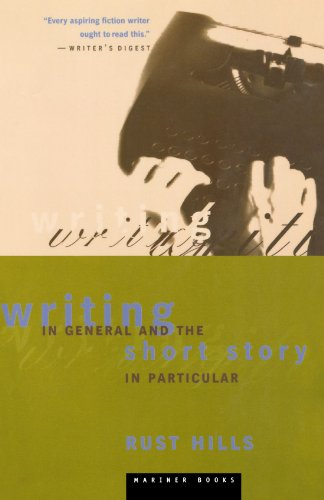 Writing in General and the Short Story in Particular