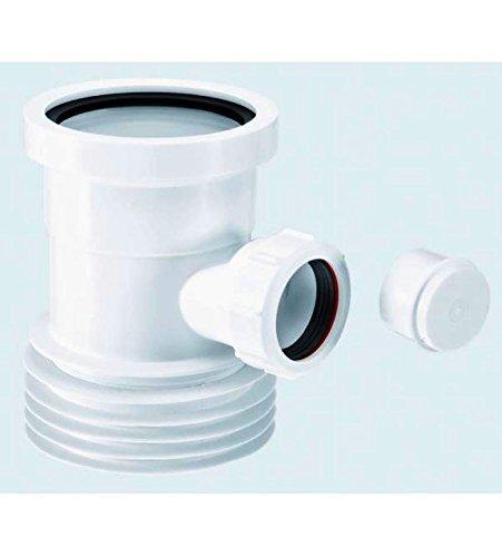 McAlpine WC-BP1 Pan Connector Boss Pipe Adapter
