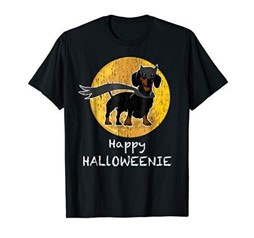 Halloween Dachshund Dog T-Shirt Funny Costume Gift
