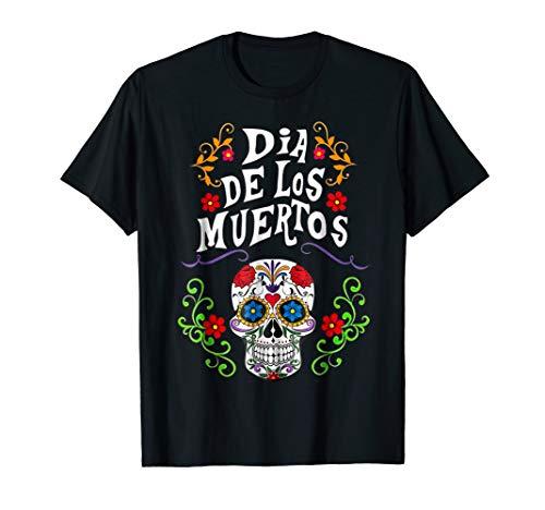 Halloween Sugar Skull Costume Dia De Los Muertos