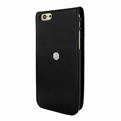 Piel Frama 689 Black Magnetic Leather Case for Apple iPhone 6 Plus / 6S Plus by Piel Frama (Image #3)