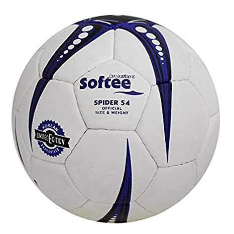 Softee Equipment 0000907 Balón Spider 54, Blanco, S: Amazon.es ...