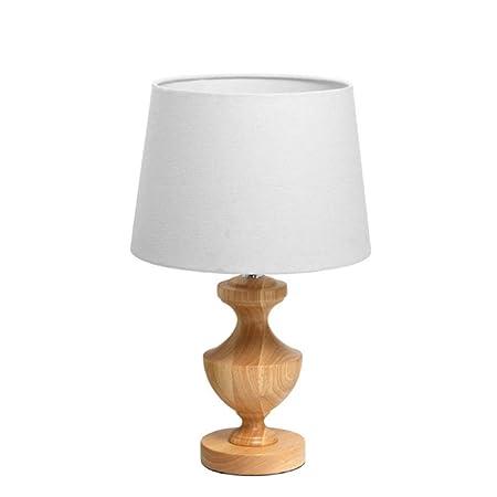 AIMIXU Lámpara de Mesa LED de Estilo Europeo Lámpara de sobremesa ...
