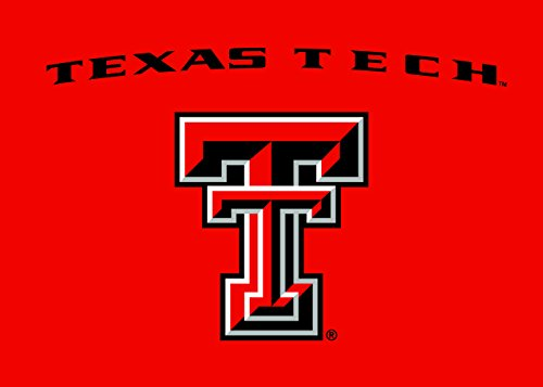 "NEW! Texas Tech Red Raiders Blanket for a Blanket - 50""x70"" - BUY 1 GIVE 1 (Basketball, March Madness, Easter, Prime, Stadium, TTU, Gift, Present, Birthday, Warm, Soft, Throw, Cozy, Fleece)"