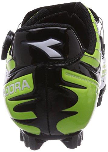 Diadora X Vortex- Comp - - para hombre Multicolore (Mehrfarbig (grün/schwarz 2174))