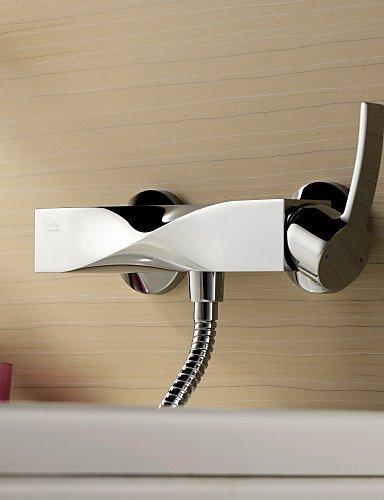 verchromt einzigen Handgriff Wandmontage Dusche Wasserhahn