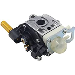iFJF Carburetor fits ZAMA RB-K84 ECHO A021001201 SRM 255 SRM265 SRM 266 Trimmer Carb