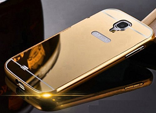cheap for discount 29fab 15120 Kapa Luxury Mirror Effect Acrylic back + Metal Bumper Case Cover for ...