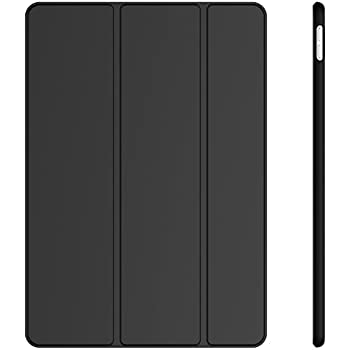 JETech Case for Apple iPad Pro 10.5 Inch, Smart Cover Auto Wake/Sleep, Black