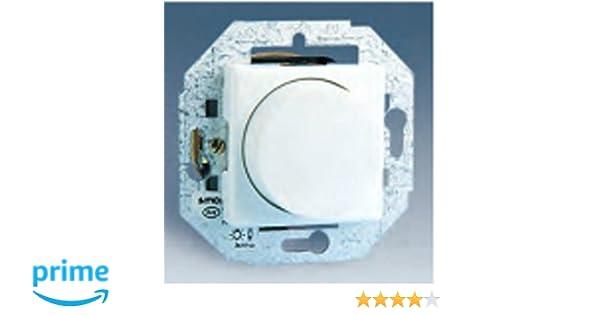 Simon - 27313-35 conmutador regulador luz s-27 blanco Ref. 6552765100: Amazon.es: Bricolaje y herramientas