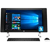HP ENVY Premium 23.8 FHD IPS Touchscreen All-in-One Desktop - Intel Quad-Core i5-6500T 2.2GHz, 8GB DDR3, 1TB HDD, Bluetooth, WLAN, Webcam, HDMI, USB3.0, Windows 10 (Certified Refurbished)