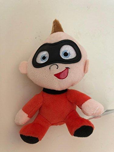 "(Disney Incredibles 2 Baby Jack Jack Parr 5.5"" Plush Soft Stuffed Doll Toy)"