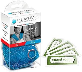 THERAPEARL cuello Wrap caliente frío terapia bolas de Gel Calor ...