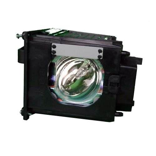 - 915P049020 Replacement Lamp with Housing for WD-73831 WD73831 for Mitsubishi Televisions