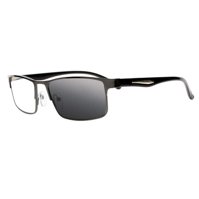 Amazon.com: Gafas de sol para hombre, estilo vintage, diseño ...