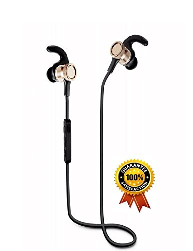 NEW! Bluetooth Headphones, Cool Wireless Earphones Stereo Headset, Noise Cancelling, Magnetic, Sweatproof Earbuds With Microphone - Sports & Gym In Ear Headphones - For Phones & Music